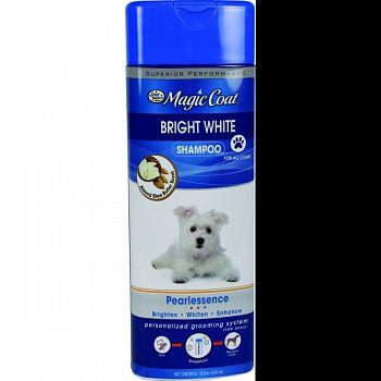 Magic Coat Bright White Shampoo ALMOND/SHEA BTR 16 OZ