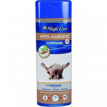 Magic Coat Hypo-allergenic Conditioner OATMEAL/CUCUMBR 16 OZ