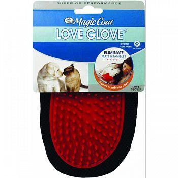 Magic Coat Loveglove Grooming Mitt