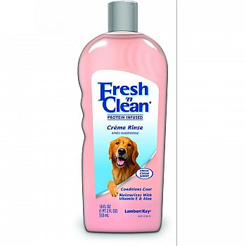 Fresh N Clean Original Scent Creme Rinse for Dogs