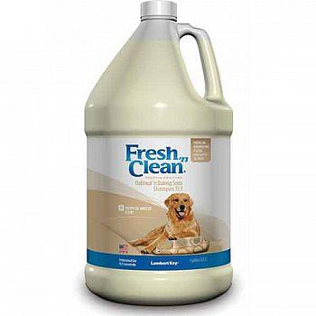 Fresh N Clean Oatmeal and Baking Soda Shampoo - 1 gal.