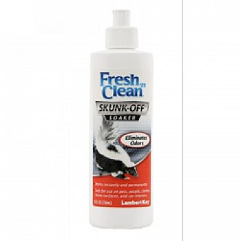 Fresh N Clean Skunk-off Soaker - 8 oz.
