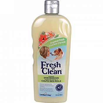 Fresh N Clean Deshedding Shampoo