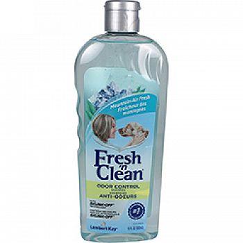 Fresh N Clean Odor Control Shampoo