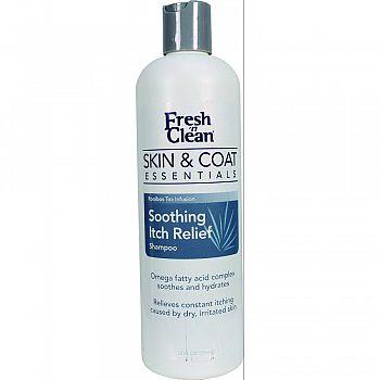 Fresh N Clean Skin & Coat Itch Relief Shampoo  12 OUNCE
