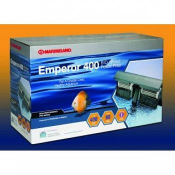 Marineland Emperor Power Filter 400