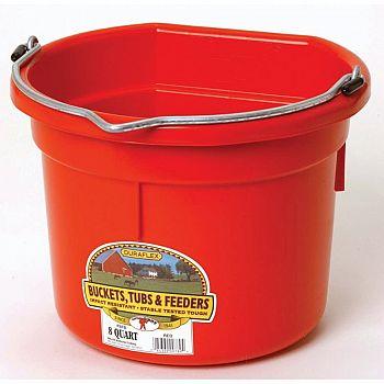 8 Qt. Little Giant Flatback Bucket