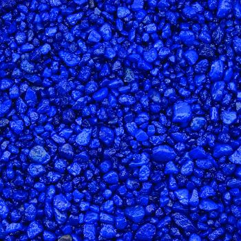 Special Gravel BLUE 25 POUND (Case of 2)