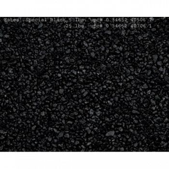Black Special Spectrastone 5 lbs ea. (Case of 5)