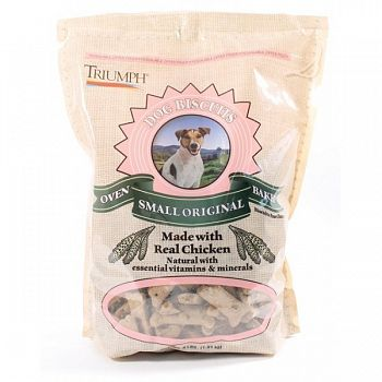 Triumph Dog Biscuits - Small / 4 lbs