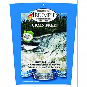 Triumph Grain Free Jerky - Salmon / 24 oz.