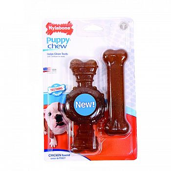 Puppy Twin Pack Ring/flexi Combo