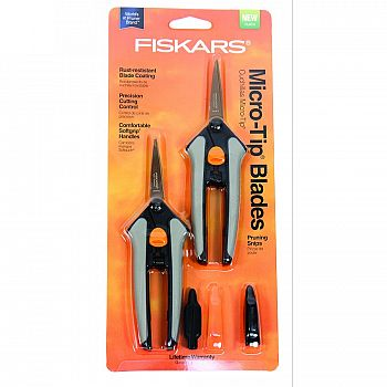 Softouch Micro-tip Pruning Snip - 2 ct.