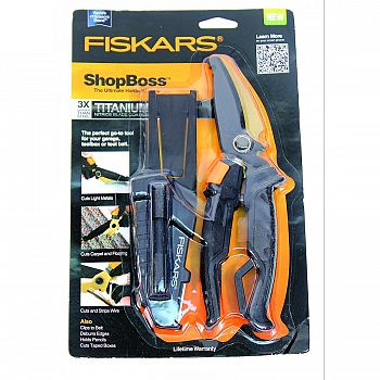 Shopboss Hardware Snip - 9 in.