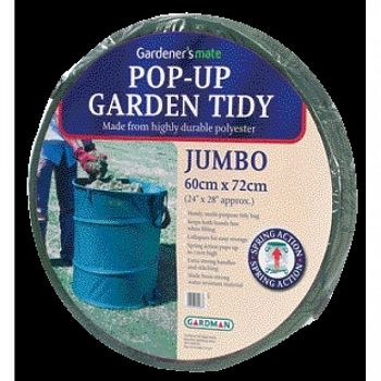 Green 50 gal garden tidy r623 pond supplies gregrobert for Pop up garten pool