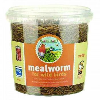 Mealworms Tub