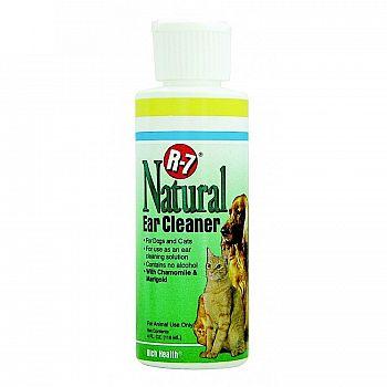R-7 Natural Pet Ear Cleaner 4 oz