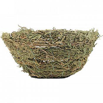 Green Moss Hanging Basket