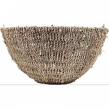 Woven Rope Hanging Basket