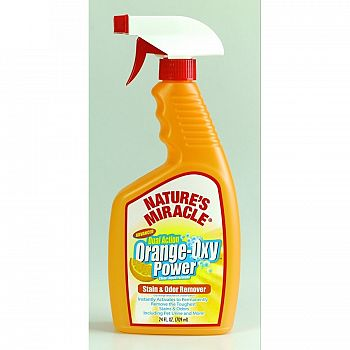 Natures Miracle Orange Oxy Stain & Odor