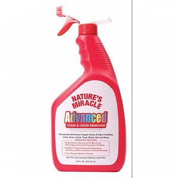 NaturesMiracle Adv. Stain and Odor Remover Spray 32 oz.