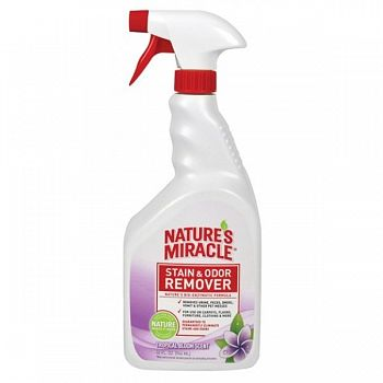 Natures Miracle Stain & Odor Remover 32 oz / Tropical Bloom