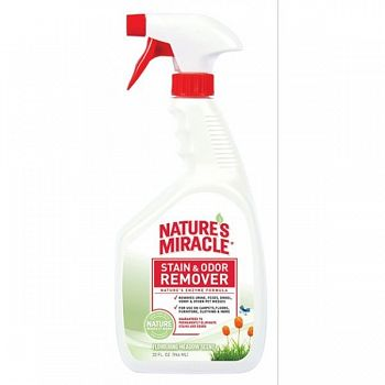 Natures Miracle Stain & Odor Remover / 32 oz. Flowering Meadow