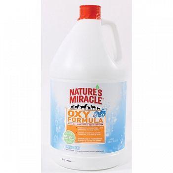 Oxy Formula Stain & Odor Remover- 1 gallon