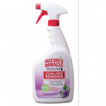Just For Cats Stain & Odor Remover 32 oz.