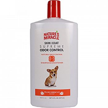 Natures Miracle 4 In 1 Shampoo And Conditioner