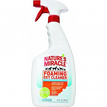 Foaming Oxy Cleaner Fresh Scent