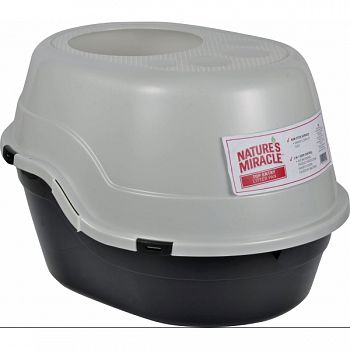 Natures Miracle Top Entry Litter Box