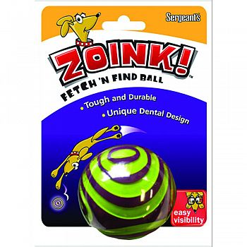 Zoink Fetch N Find Dog Toy