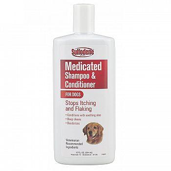 Sulfodene Medicated Pet Shampoo