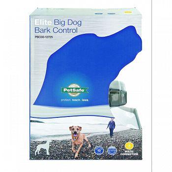 Elite Big Dog Bark Control