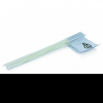 Boundary Flags WHITE 50 PACK