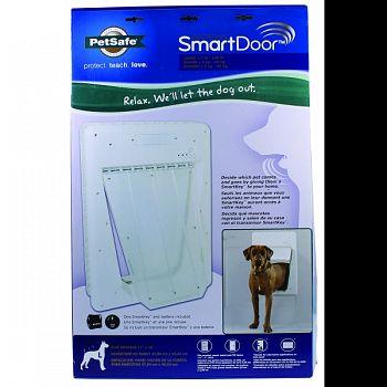 Electronic Smartdoor WHITE LARGE