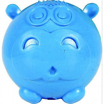 Busy Buddy Hippster Treat Dispenser For Dogs BLUE SMALL