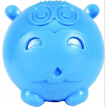 Busy Buddy Hippster Treat Dispenser For Dogs BLUE MEDIUM/LARGE