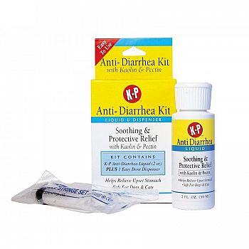 K-P Anti Diarrhea Liquid Kit 4 oz.