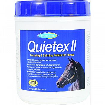 Quietx Ii Pellets  1.625 POUND