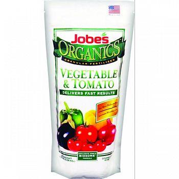 Jobes Granular Vegetable Tomato Plant Food  1.5 POUND