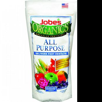 Jobes Granular All Purpose Plant Food  1.5 POUND