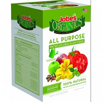 Jobes Organics All Purpose Plant Food  10 OUNCE