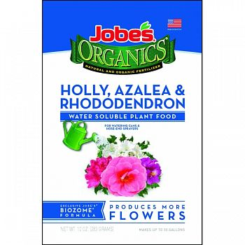Jobes Organics Water Soluble Acid (holly)  10 OUNCE