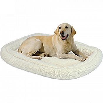 Quiet Time Deluxe Double Bolster Bed