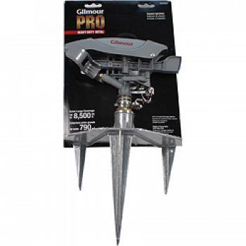 Pro Large Sprinkler Metal Head Triple Spike