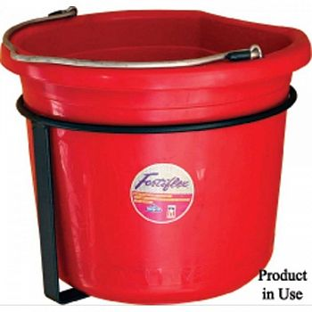 Portable Wall Mount Pail Holder 13.5 inch - 5 Gal.