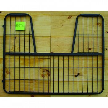 Stall Gate With Yoke BLACK 52 X 42 INCH