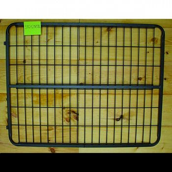Stall Gate Without Yoke BLACK 52 X 42 INCH